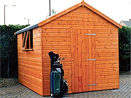 Heavy Duty Sheds